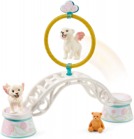 Wholesalers of Schleich Winged Baby Lion Training toys image 2