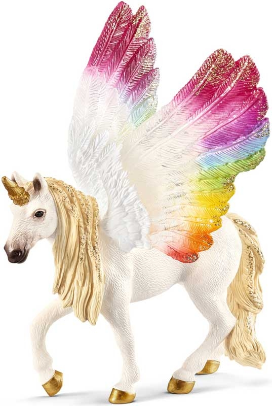 Wholesalers of Schleich Winged Rainbow Unicorn Foal toys