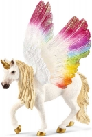 Wholesalers of Schleich Winged Rainbow Unicorn Foal toys image