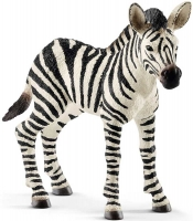 Wholesalers of Schleich Zebra Foal toys image