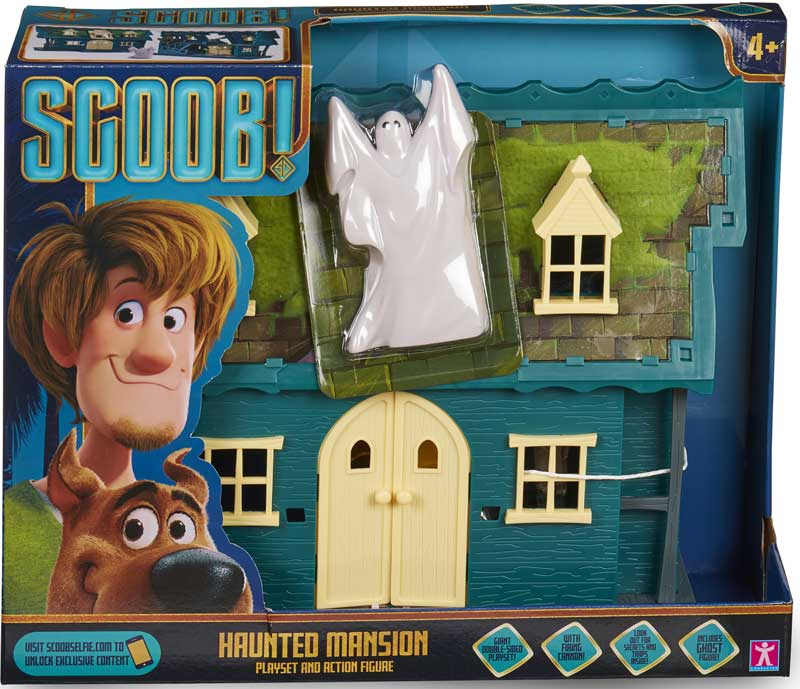 Wholesalers of Scoob - Haunted Mansion toys