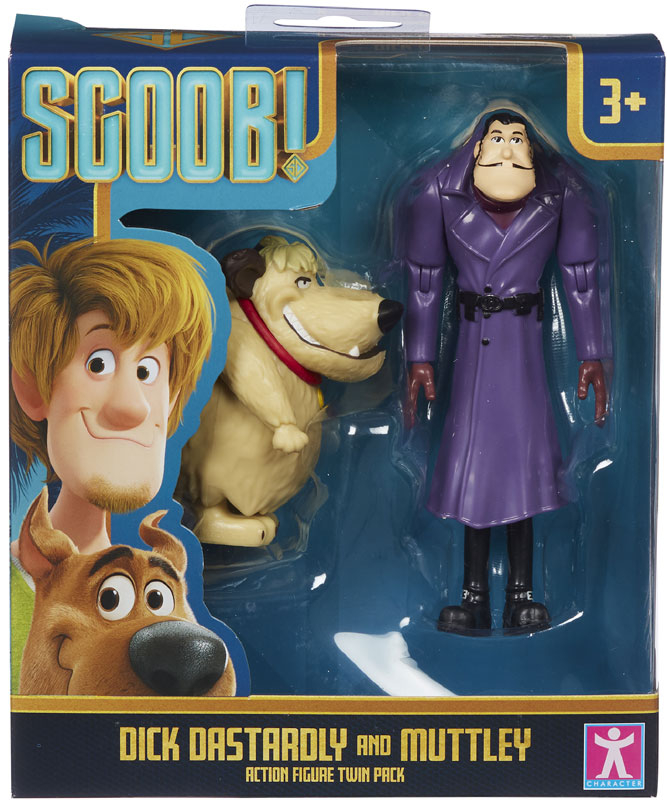 Wholesalers of Scoob Action Figure Twin Packs toys