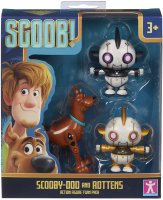 Wholesalers of Scoob Action Figure Twin Packs toys image 2