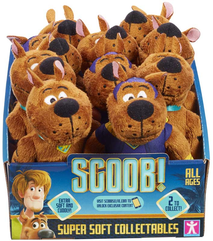 Wholesalers of Scoob Supersoft Collectables toys