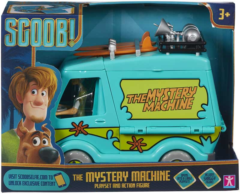 Wholesalers of Scoob The Mystery Machine toys