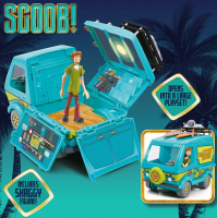 Wholesalers of Scoob The Mystery Machine toys image 4