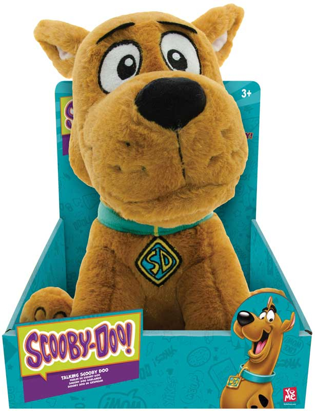 Wholesalers of Scooby Doo Movie 11inch Scooby Doo Singing & Talking Plush toys