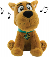Wholesalers of Scooby Doo Movie 11inch Scooby Doo Singing & Talking Plush toys image 2