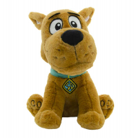Wholesalers of Scooby Doo Movie 11inch Scooby Doo Sitting Plush toys image