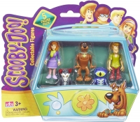 Wholesalers of Scooby-doo Mystery Minis 5-figure Pack toys image