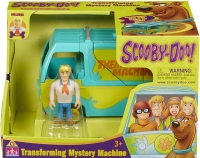 Wholesalers of Scooby-doo Transforming Mystery Machine toys image