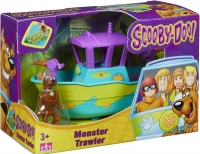 Wholesalers of Scooby-doo Vehicle And Figure Set toys image