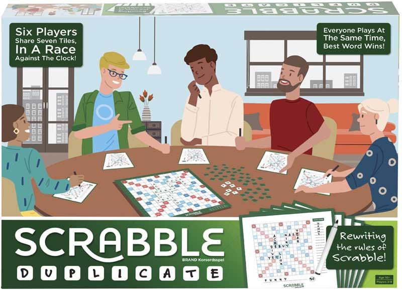 Wholesalers of Scrabble Duplicate toys