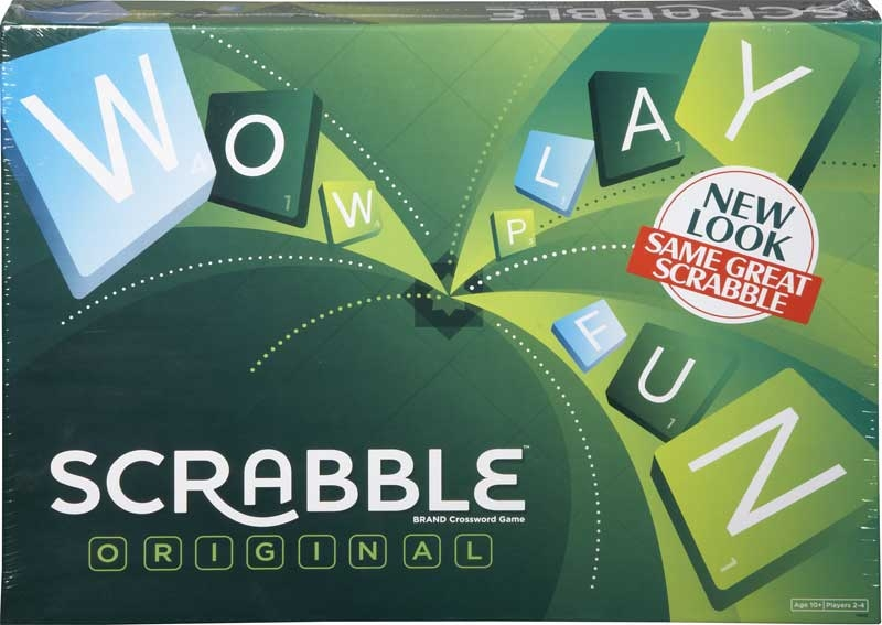 Wholesalers of Scrabble Original toys
