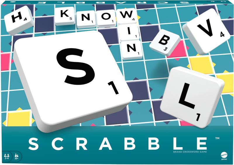 Wholesalers of Scrabble Original toys