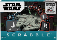 Wholesalers of Scrabble Star Wars Edition toys Tmb