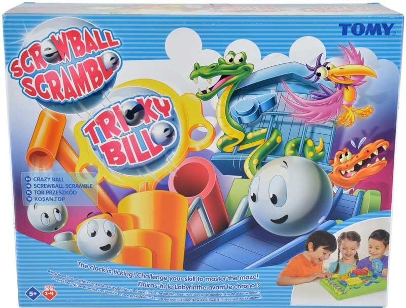 Wholesalers of Screwball Scramble toys