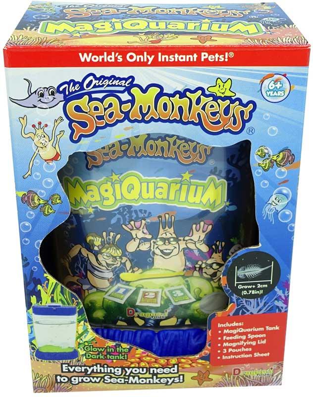 Wholesalers of Sea Monkeys Magiquarium toys