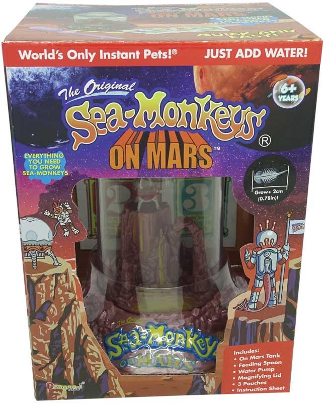 Wholesalers of Sea Monkeys On Mars toys