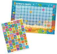 Wholesalers of Sealife Friends Reward Chart Stickers toys image 2