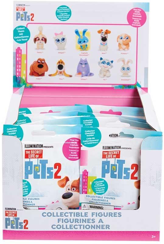 Secret Life Of Pets 2 Blind Bag Figure Asst Wholesale