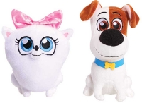 Wholesalers of Secret Life Of Pets2 Bean Plush Asst toys image