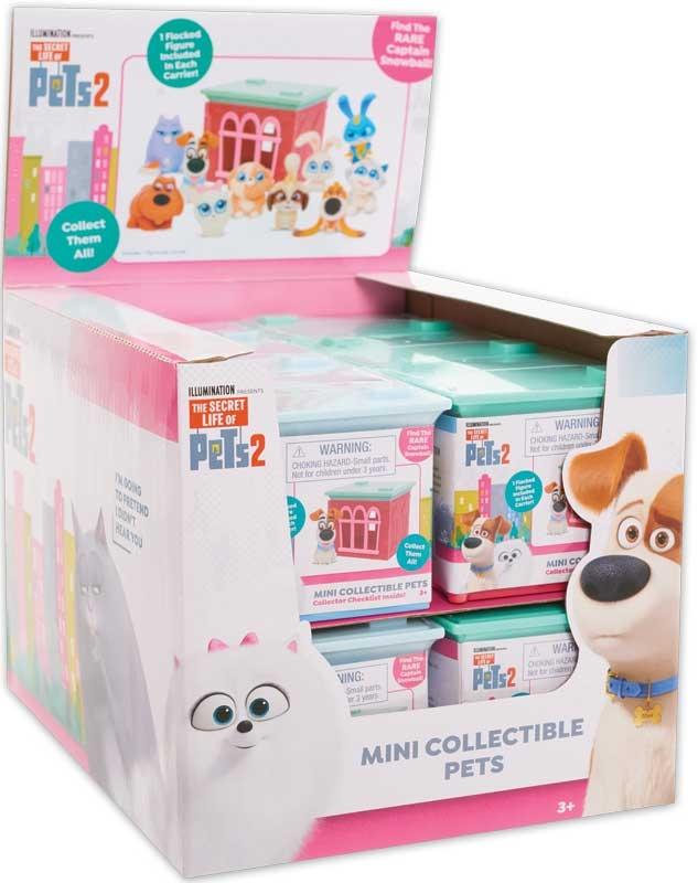 Wholesalers of Secret Life Of Pets2 Blind Capsule Figure toys
