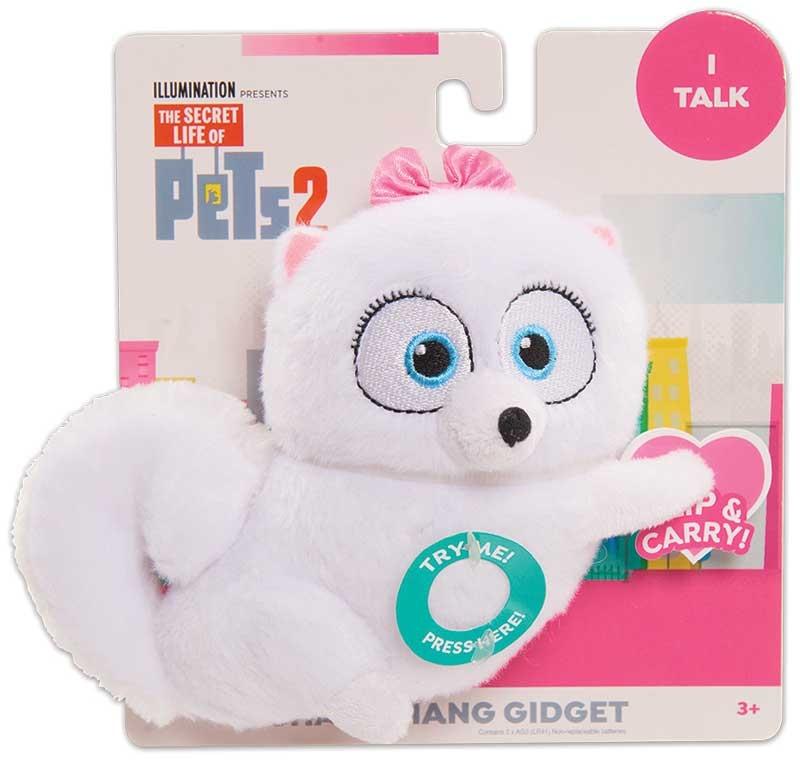 Wholesalers of Secret Life Of Pets2 Chat & Hang Plush - Gidget toys