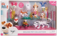 Wholesalers of Secret Life Of Pets2 Deluxe Figure  Set toys image