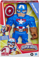 Wholesalers of Sha Captain America Mega Mighties toys image