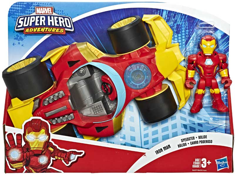 Wholesalers of Sha Iron Man Deluxe Vehicle toys