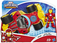 Wholesalers of Sha Iron Man Deluxe Vehicle toys image