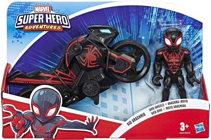 Wholesalers of Marvel Kid Arachnid Web Wheels toys