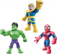 Wholesalers of Sha Mega Mighties Heroes And Villians toys image 2
