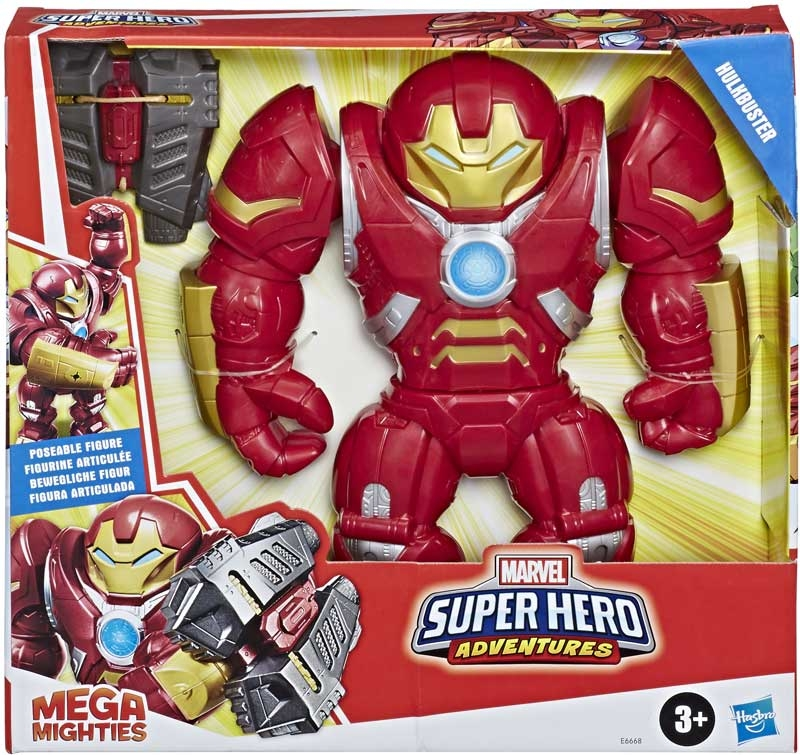 Wholesalers of Sha Mega Mighties Hulkbuster toys