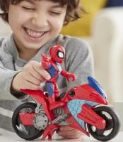 Wholesalers of Sha Mega Mini Motorcycle Spiderman toys image 3