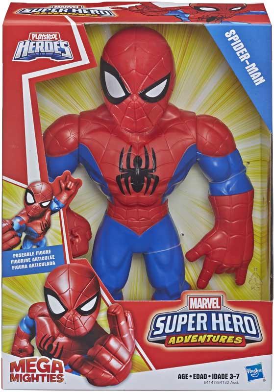 Wholesalers of Sha Mega Spider Man toys