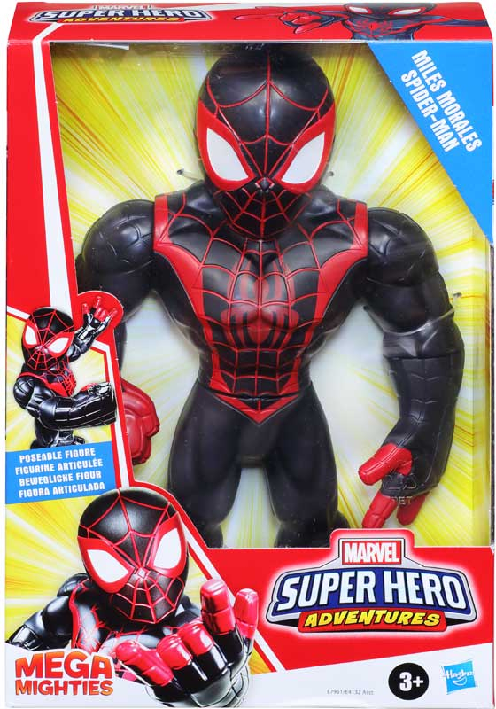 Wholesalers of Sha Miles Morales Spider Man toys