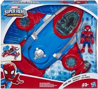 Wholesalers of Spider Man Jetquarters toys image