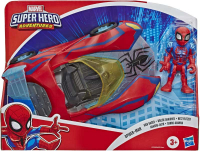 Wholesalers of Sha Spiderman Web Racer toys image