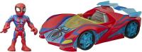 Wholesalers of Sha Spiderman Web Racer toys image 3