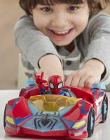 Wholesalers of Sha Spiderman Web Racer toys image 4