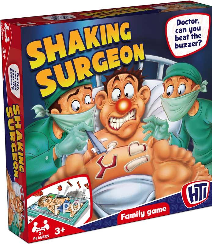 Wholesalers of Shaking Surgeon toys