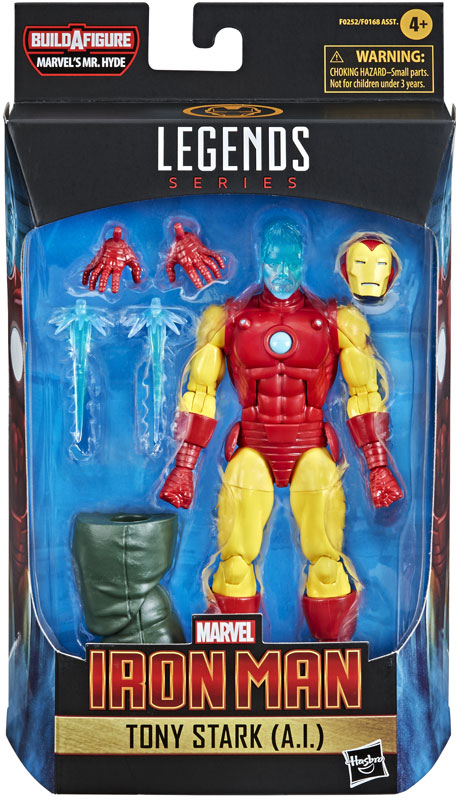 Wholesalers of Shang Chi Legends Tony Stark Ai toys
