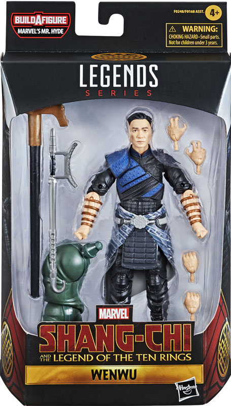 Wholesalers of Shang Chi Legends Wenwu toys