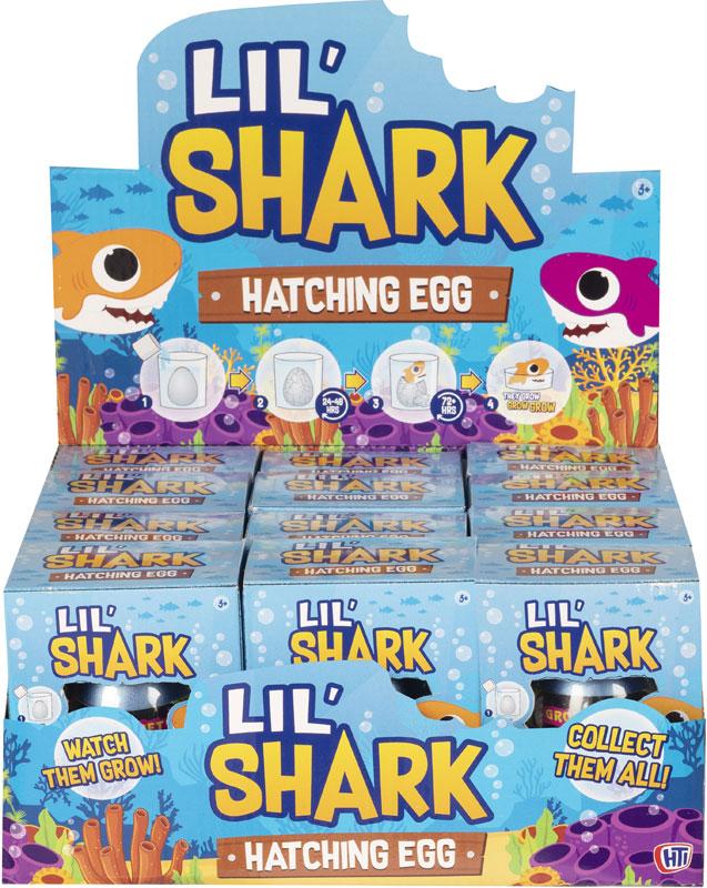 Wholesalers of Shark Hatching Egg toys