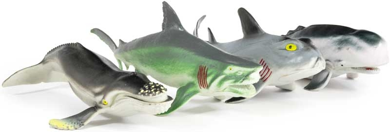 Wholesalers of Sharks 9-12 Inch toys