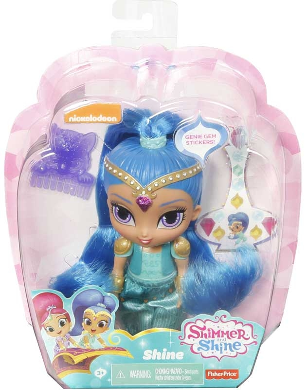 Wholesalers of Shimmer And Shine 6 Inch Basic Doll Assortment toys