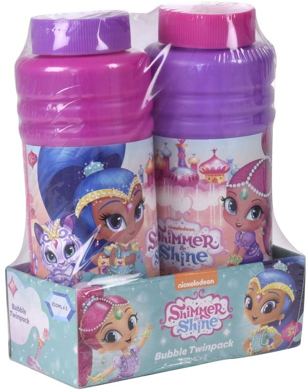 Wholesalers of Shimmer And Shine Bubble Twin Pack toys