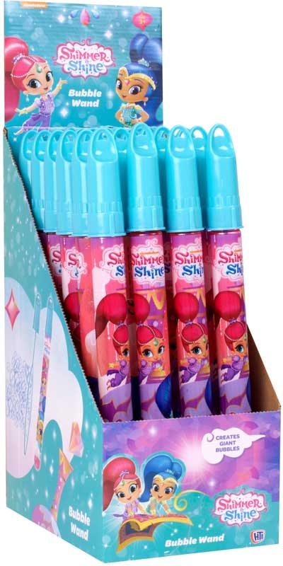 Wholesalers of Shimmer And Shine Bubble Wand toys